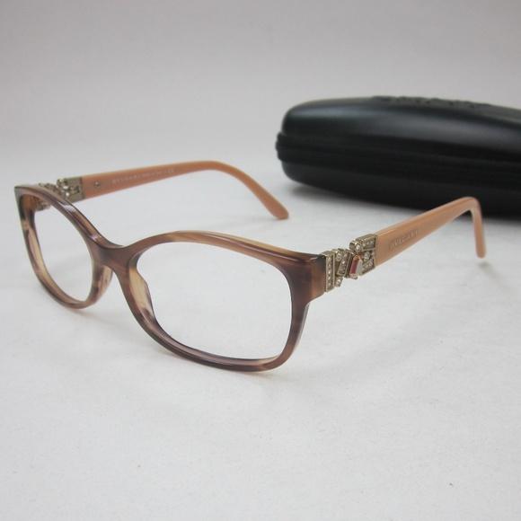 06fe2df6d6e Bulgari Accessories - Bvlgari 4069B Women s Eyeglasses Italy OLM170